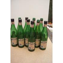 2 Botellas Vacias De Fernet De 75 Cl Un Solo Uso