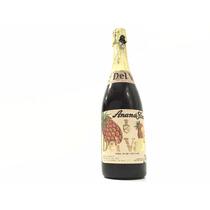 Antigua Botella Llenas Anana Fizz Del Valle