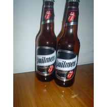 3 Envases De Cerveza Quilmes Rock. 50 Años.