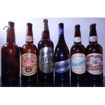 6 Botellas De Quilmes Edición Limitada