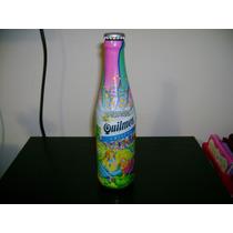Botella Coleccionable De Cerveza Quilmes