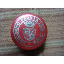 Antigua Tapita Chapita Botella Cinzano C/corcho No Gaseosa