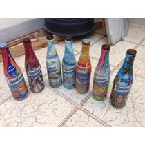 Botellas D Coleccion Quilmes Pronto