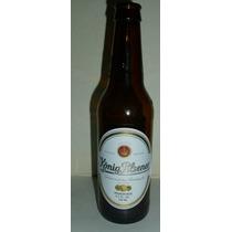 Botella Vacía De Cerveza König-pilsener De 330 Cc.-alemana