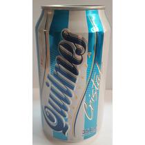 Lata Cerveza Quilmes Edic. Mundial Brasil 2014