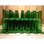Botella Porrón Cerveza Artesanal 330 Cm3 Color Verde