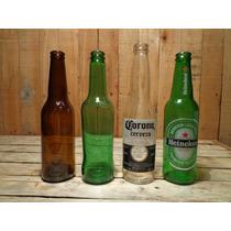 Envase Botella 355 Cc Porrón Pack X 48 Cerveza Artesanal