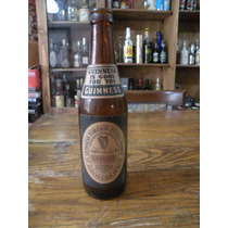 Botella Antigua De Cerveza Guinness