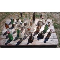 Antiguas Mini Botellas