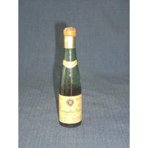 Botella Mini De Coleccion ( Vino Torrontes Viejo )