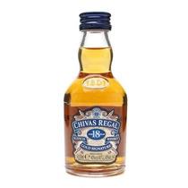 Whisky Chivas Regal 18 Años De Añejamiento 50 Ml