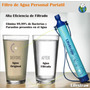 Filtro De Agua Personal Lifestraw - Camping, Supervivencia
