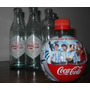 $99 Botella Coca Cola Esfera 400ml - A F A 2007 - Original