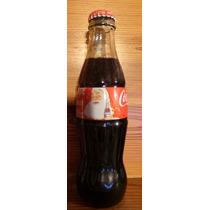 Botella Coca Cola Navidad 2007 De Usa