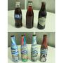 Lote Botellas Coca Cola Llenas Y Coleccion Quilmes X 7