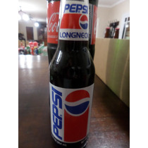 Botella De Pepsi Super Limitada