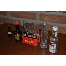 Lote Botellitas Coca Cola Y Otros