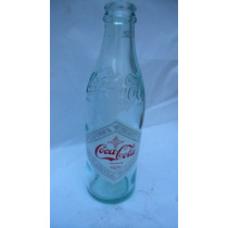 Botella Coca Cola Centenario Conmemorativa Coleccion