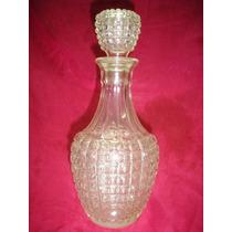 Botellon Licorera Deco Finamente Tallado (580)