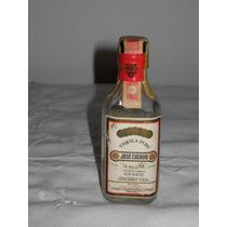 Antigua Botellita Coleccion Tequila Puro Jose Cuervo Mexico