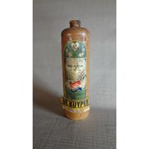 Antiguo Porrón, Botella Ginebra De Kuyper, Holanda