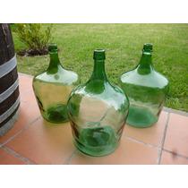 Damajuanas Antiguas Botellones De 10 Litros