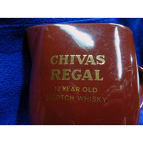 Antigua Jarra Ceramica Publicidad Chivas Regal England Nueva