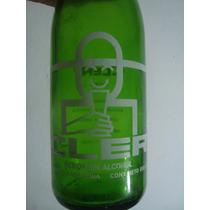 Antigua Botella De Gaseosa Cler 830 Cc.bebida No Coca Pepsi