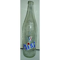 Antigua Botella De Gaseosa Misi(se Elaboraba En Garupa,mnes)