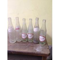 Botellas Antiguas De Pepsi Y La Entrerianita Precio X Todas