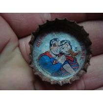 Chapita Tapita Gaseosa Superman Luisa Lane 5 Pepsi Teem