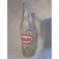 Antigua Botella Individual De Vascolet