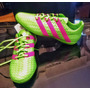 Botines Adidas Ace 16.4 Futsal Indoor Ic Nueva Linea Verde