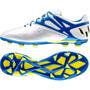 Botines Adidas Messi 15.2 Fg Ag White/ Blue Talle 43,5arg