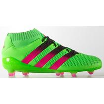 Botines Futbol Adidas Ace 16+ Primeknit - Cons Descuento!!!