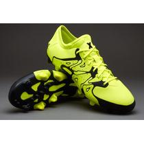 Botines Adidas X Ace 15.1 Fg/ag Alta Gama Prof. Envío Gratis