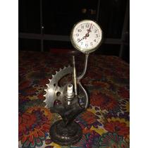Reloj Obra De Arte Mecánica Único