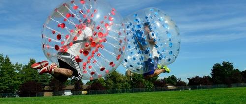 Bubble Soccer Zorball Burbujas Futbol