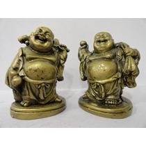 Buda De La Fortuna Mediano. Dorado