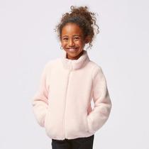 Uniqlo Girls Fluffy Fleece Jacket