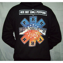 Campera Red Hot Chili Peppers Talle Medium (53 Cm X 63 Cm)