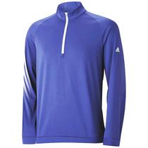 Buzo Adidas 3 Tiras Azul Francia Liso Ss15