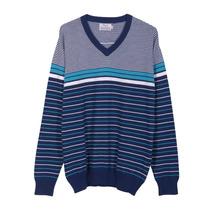 Buzo Wrangler Harry Sweater Tej. Hombre - 05793759163801