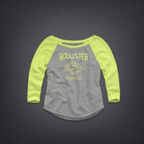 Hollister By Abercrombie - Buzo Mujer En Caballito