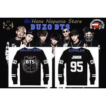 Buzo Bts Bangtan Boys K-pop!!! :3 Todos Los Integrantes