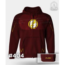 Camperas Hoodies Unicas! Flash Serie Dr. Zoom Barry Allen