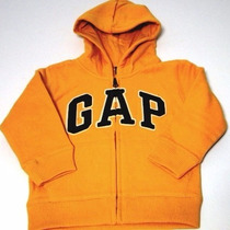 Buzo Baby Gap Amarillo Oro Talle 3 (importado De Usa)