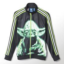 Adidas Star Wars. Hoodie Importado Niño Ramos Mejia