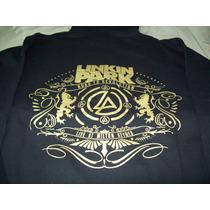 Campera Linkin Park Talle Large (56 X 68 Cm) Big Bang Rock
