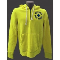 Hollister By Abercrombie- Hoodie Hombre